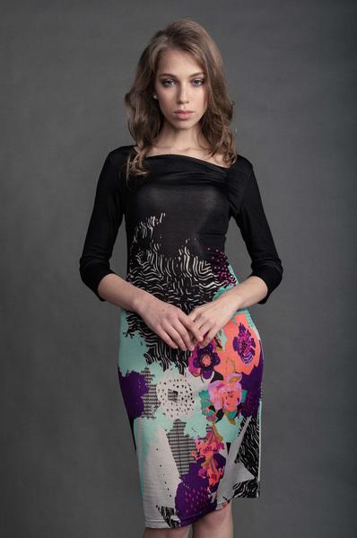 Платье С Вырезом Доставка